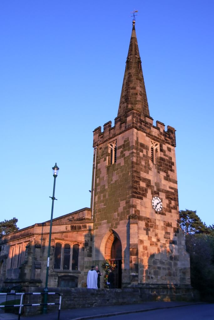 St Leonard's Church Wollaton Nottingham